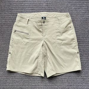 Kuhl Kliffside Air Roll-Up Women's Hiking Shorts